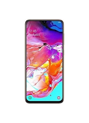 Samsung A705Fn Galaxy A70 128 Gb Coral (Canli Mercan) Cep Telefonu Mercan